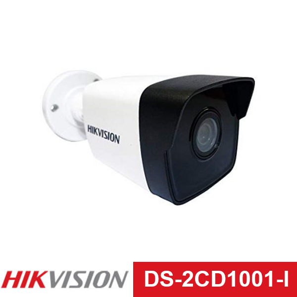 Camera IP Hikvision 1.0MP | Model: DS-2CD1001-I