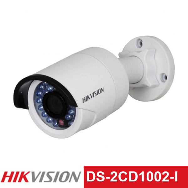 Camera IP Hikvision 1.0MP | Model: DS-2CD1002-I