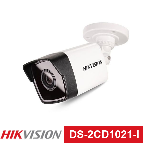 Camera IP Hikvision 2.0MP | Model: DS-2CD1021-I
