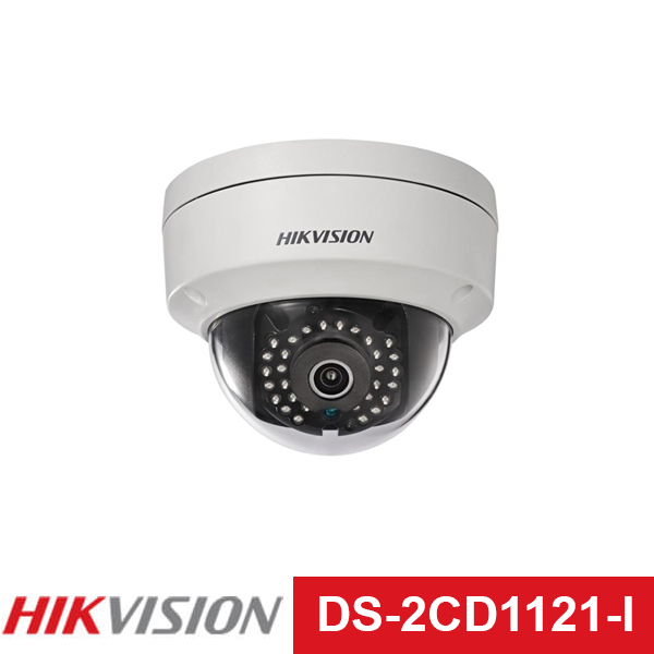 Camera IP Hikvision 2.0MP | Model: DS-2CD1121-I