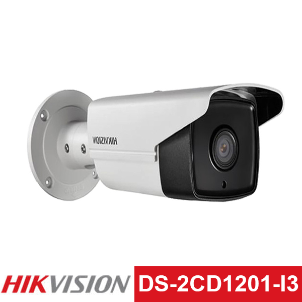 Camera IP Hikvision 1.0MP | Model: DS-2CD1201-I3