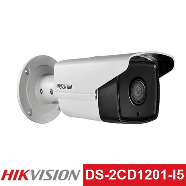 Camera IP Hikvision 1.0MP | Model: DS-2CD1201-I5
