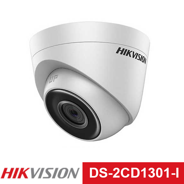 Camera IP Hikvision 1.0MP | Model: DS-2CD1301-I(C)